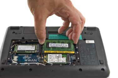 Как повысить оперативную память на ноутбуке?