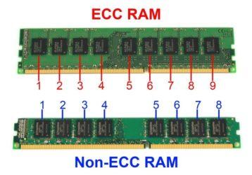 Что такое ecc в оперативной памяти?