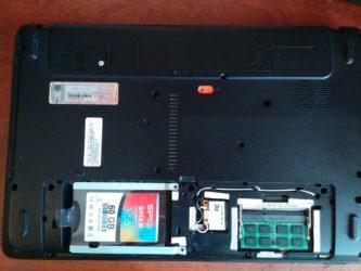 Можно ли установить SSD в ноутбук?